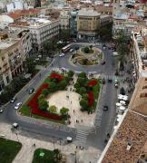 看起来非常舒服的文化广场设计