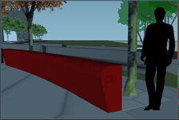 一份突出的是大学生的青春 动感 活力的校园文化广场设计