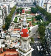 欧洲风格文化广场设计图片欣赏