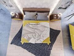 卧室装修效果图-2018最新卧室效果图美爆了