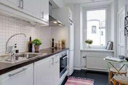 不同风格厨房装修效果图,这么美做饭都有好心情!