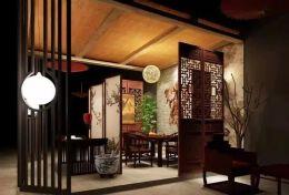 德雅双馨的酒楼设计装修图片欣赏