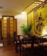 茶馆茶楼装修设计图片案例欣赏