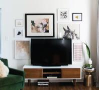 日式风格百搭电视柜设计图片欣赏