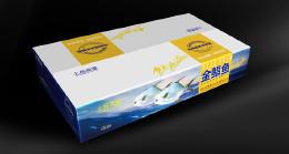 金鲳鱼包装箱设计