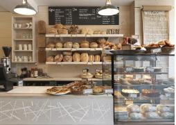 北欧风格面包房设计装修图片欣赏