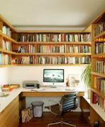 小书房怎么设计更显潮流?