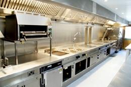 商用厨房设计装修图片欣赏