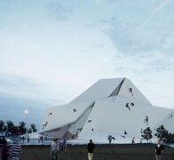 伊朗Polur攀岩体育馆装修设计欣赏