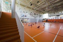 国外大型的体育馆装修设计欣赏
