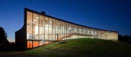 建筑欣赏:爱沙尼亚塔尔图EMÜ体育馆设计