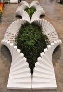 哈佛大学设计研究生院学生合作作品——The Bloom Garden花坛设计