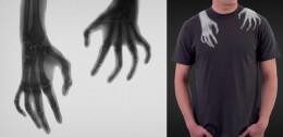几组非常有国外创意T恤设计欣赏