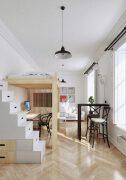 小户型家装设计实例欣赏