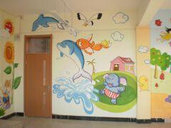 幼儿园手绘墙画的作用与意义