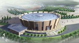 创意的大型体育馆设计图片欣赏