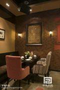 公装优雅咖啡厅餐桌设计