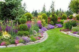 超美的花境设计欣赏