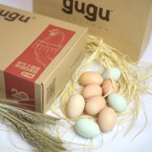 GUGU蛋品包装
