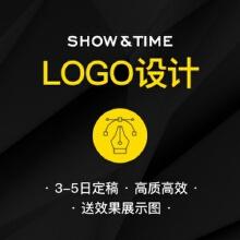 LOGO设计【创意小组共同作业】送效果贴图