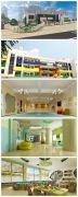 幼儿园大厅室内装修效果图