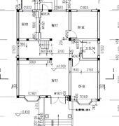 经典农村自建房设计图 户型简约接地气!