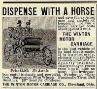 汽车广告私家车广告   穿越百年的经典