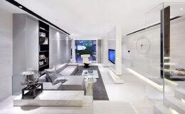极简二层别墅设计,少了装饰,却品位十足!