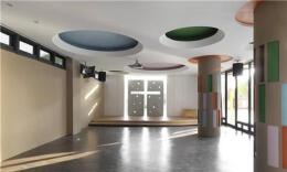 幼儿园装修设计——儿童自主学习主题教室设置