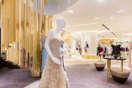 土耳其Harvey Nichols专卖店空间设计效果图欣赏