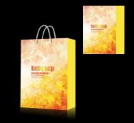 美食食品创意环保包装袋设计