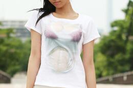 创意T恤设计欣赏 ----诱惑