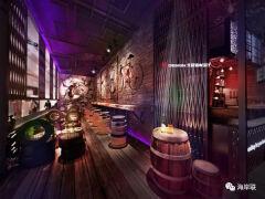 酒吧设计丨遇见就好,啤调客酒吧设计
