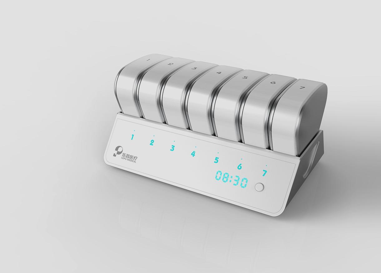 便携式智能药盒