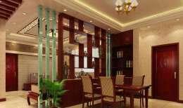 客厅隔断墙设计 让你的客厅更加亮丽