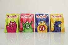 糖果类包装设计 海产品包装设计