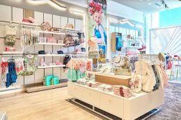 Maison Marasil希腊知名童装品牌专卖店设计
