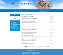 北京市中小学体育运动协会