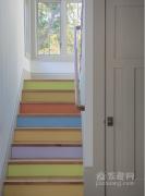 创意的室内楼梯设计,是家里的一道亮丽风景线