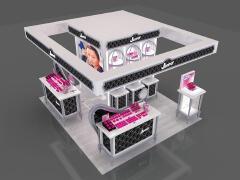 商城展示专柜设计效果图欣赏
