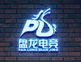 盘龙电竞Logo设计