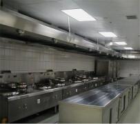 一些酒店厨房设计效果图欣赏