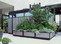 超美的豪宅屋顶花园设计实例欣赏