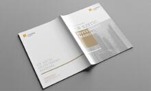 画册设计-华润深国投投资-企业画册