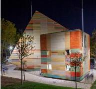 拉奎拉音乐厅  创意建筑设计欣赏