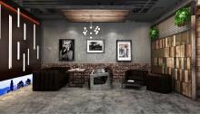 综合咖啡厅设计