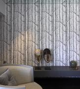 客厅壁纸装饰效果图
