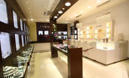 珠宝专卖店及珠宝专柜设计欣赏