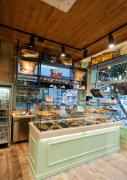 蛋糕店吊顶设计