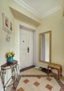 欧式复古风格玄关装修设计